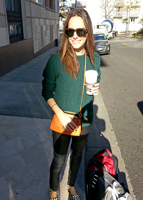 Louise Roe coffee