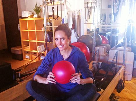 Louise Roe pilates