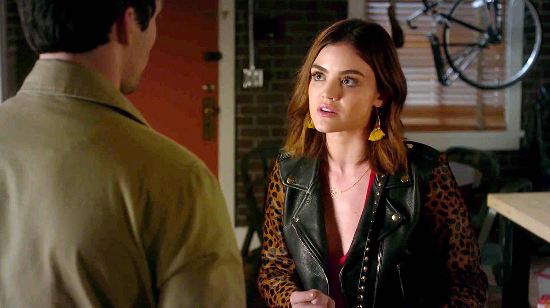 Is anyone on pll dating in real life
