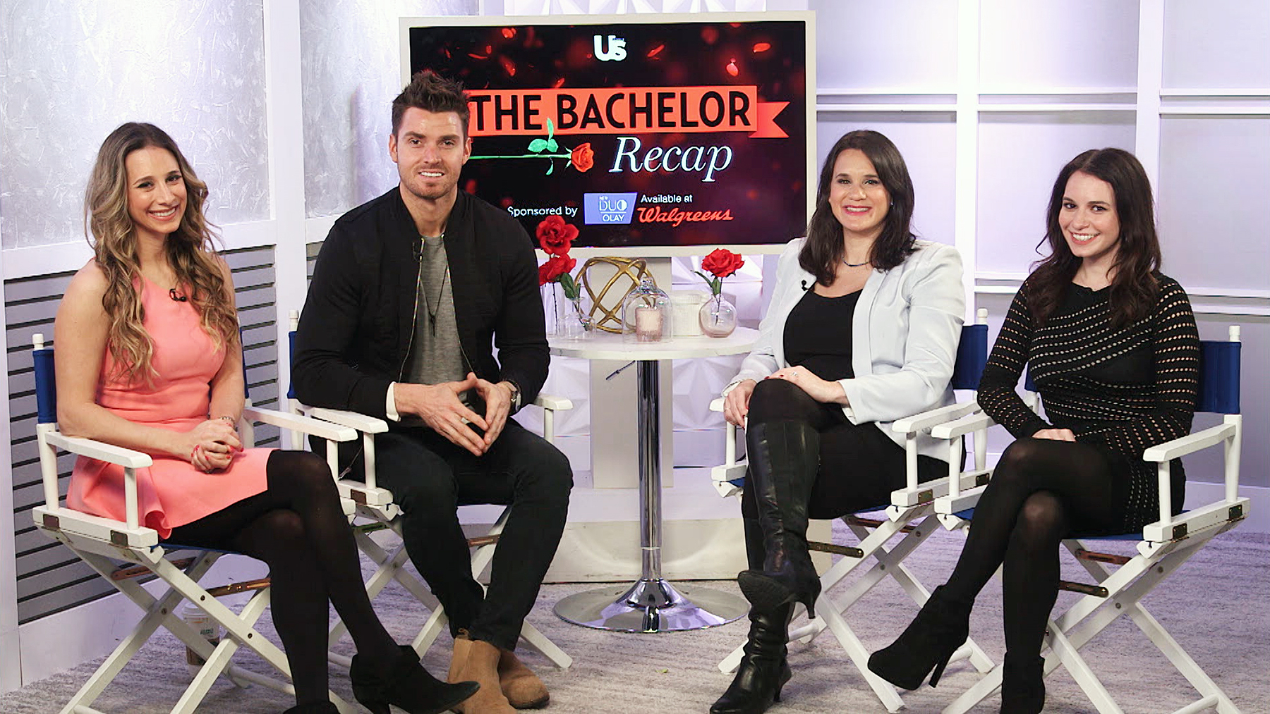 Luke Pell The Bachelor
