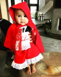 Luna Little Red Riding Hood