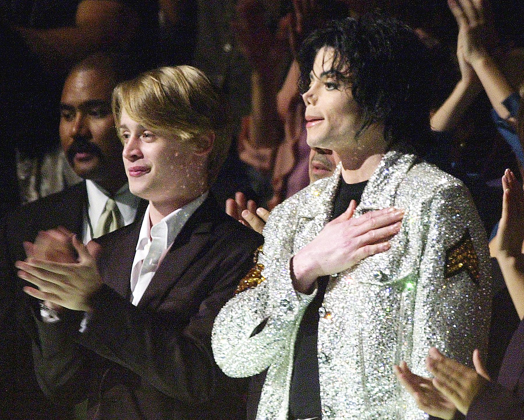 Michael Jackson Macaulay Culkin