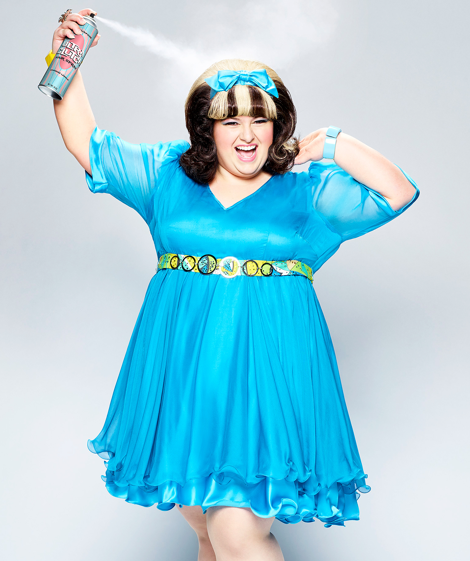 Maddie Baillio as Tracy Turnblad
