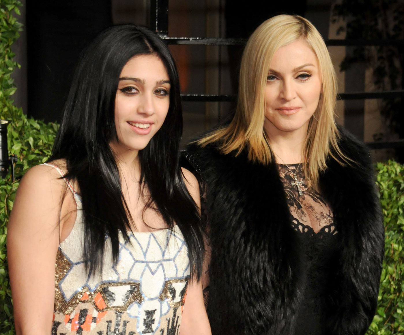 Madonna's daughter Lourdes becomes a model for Stella McCartney.