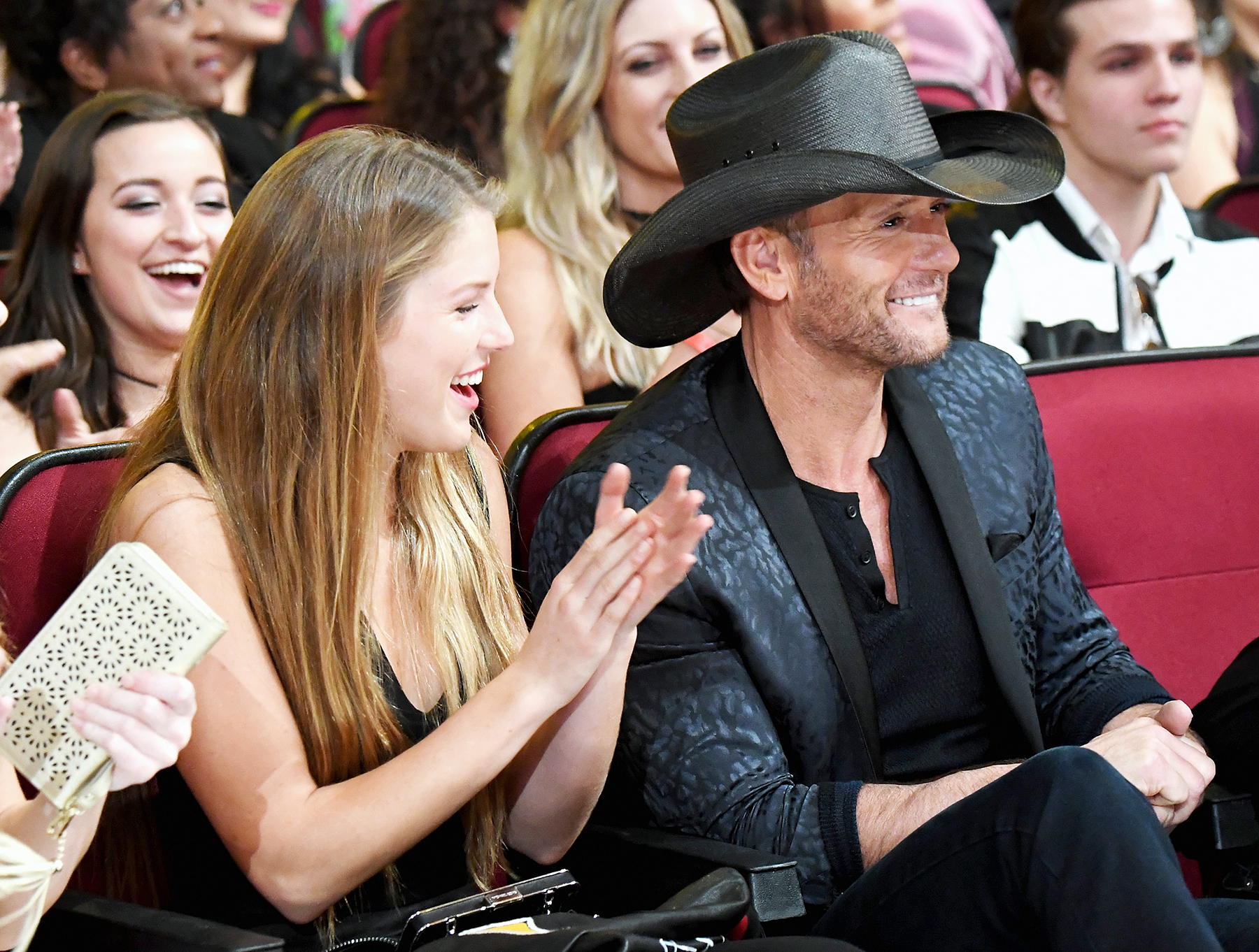 Maggie McGraw Tim McGraw