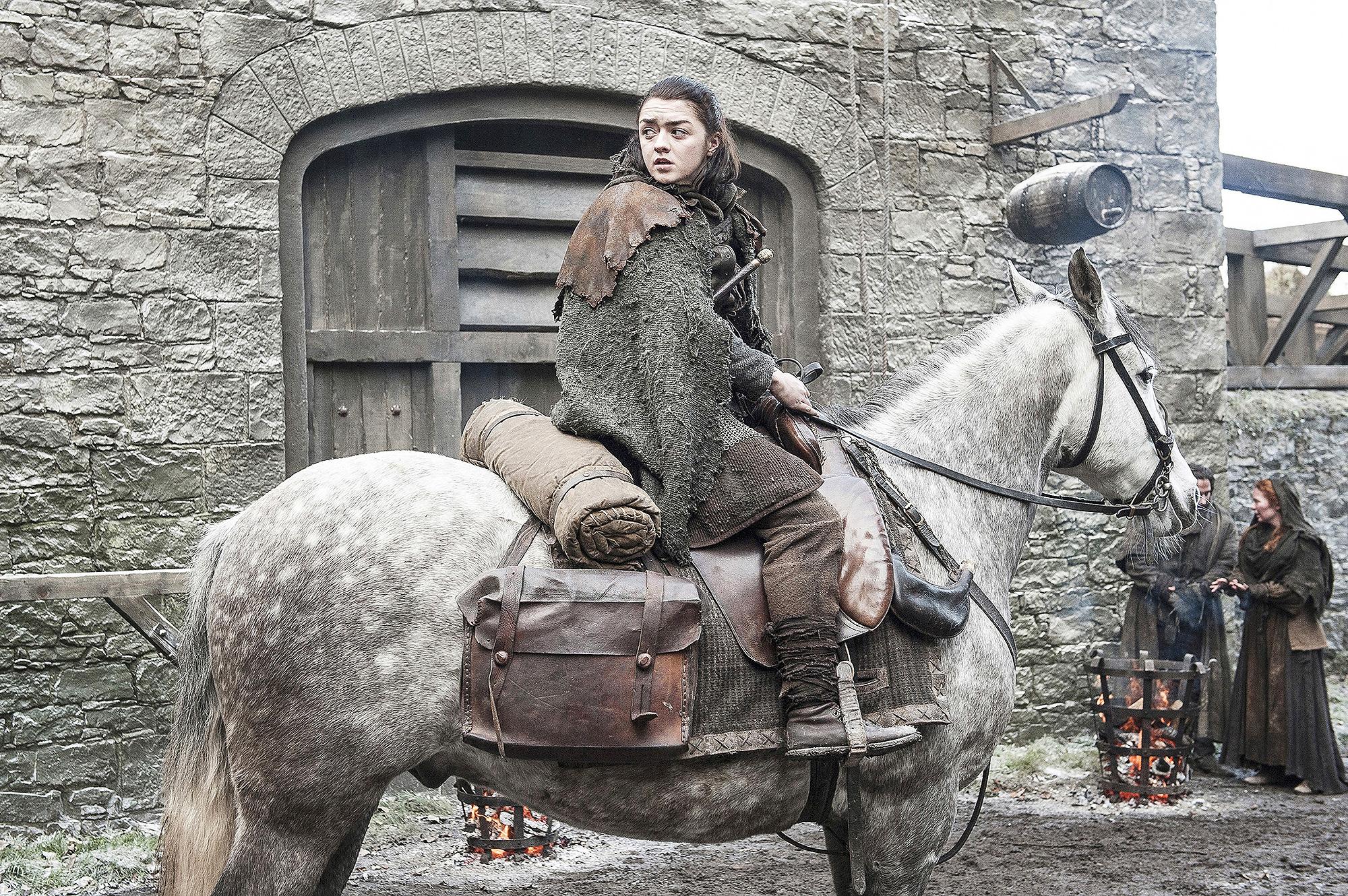 Maisie Williams Game of Thrones
