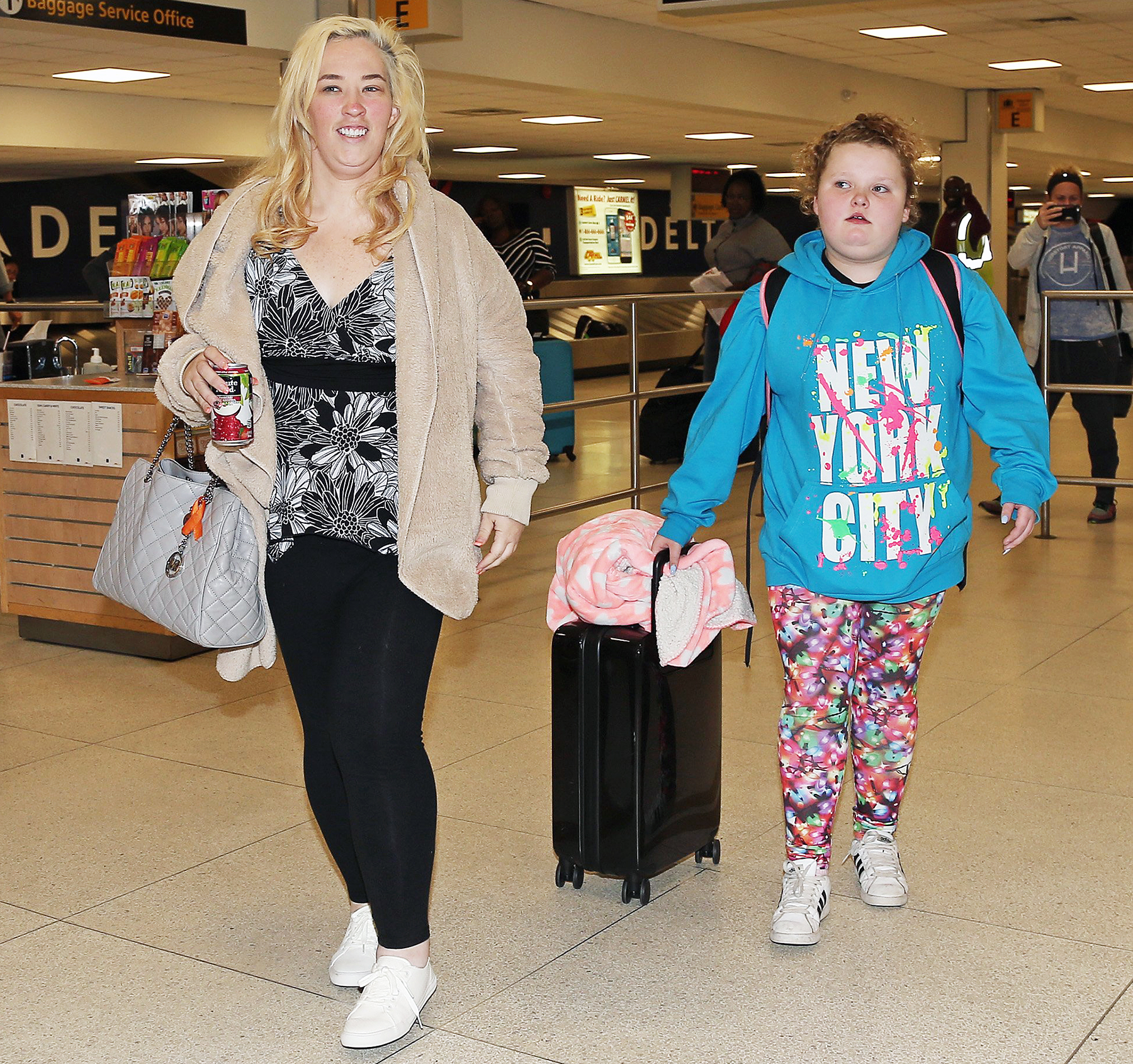 Mama June Shannon Reveals How Much She Weighs Now