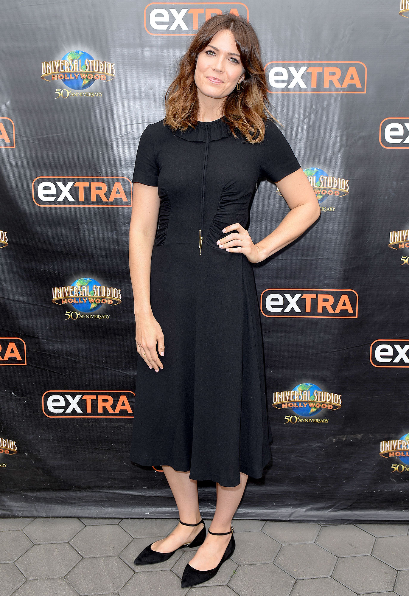 Mandy Moore And More Stars Show Us How To Wear A Black Dress