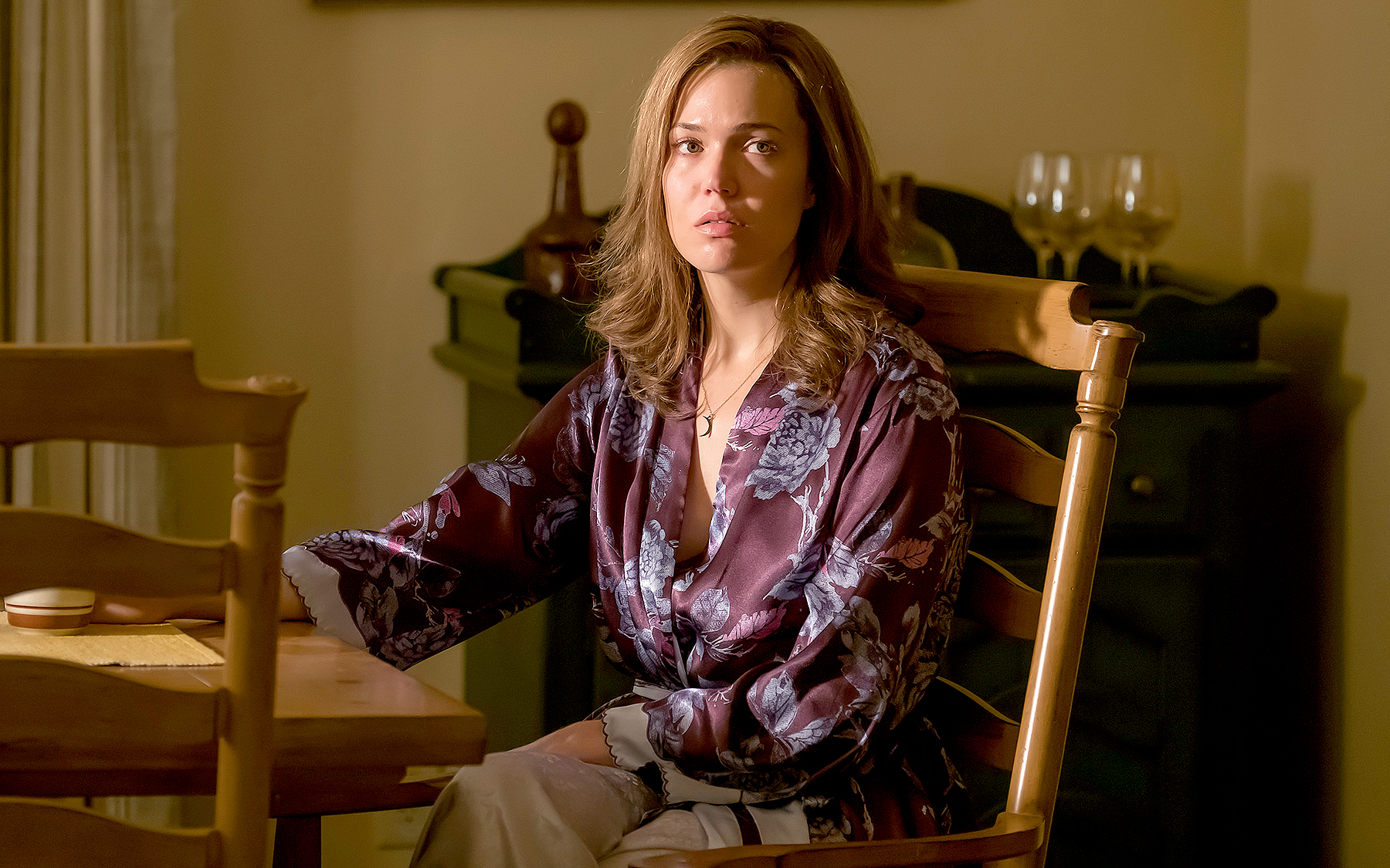 Mandy Moore as Rebecca on This Is Us.