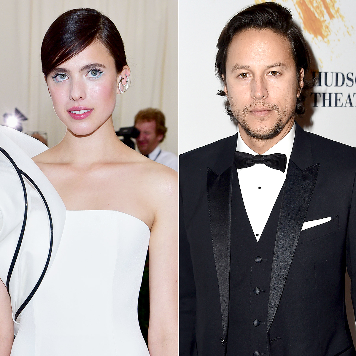 Margaret Qualley and Cary Joji Fukunaga