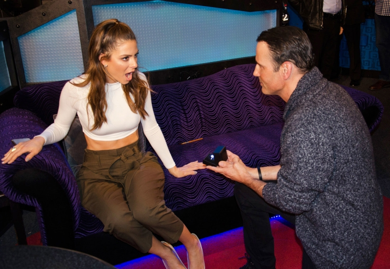 Maria Menounos Marries Keven Undergaro on Live New Year's Eve Show