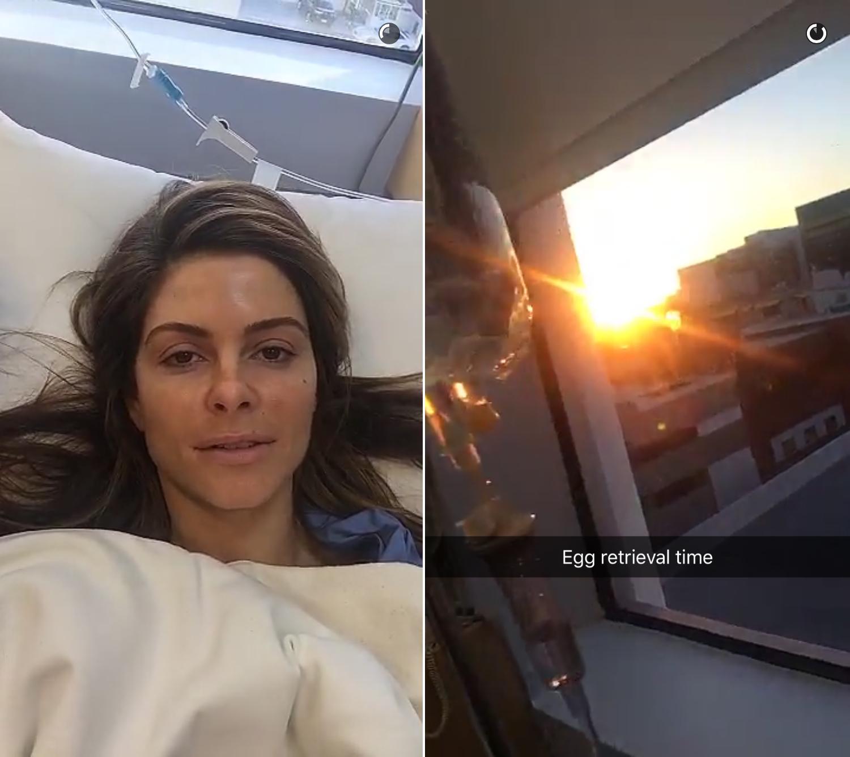 Snapchat Maria Menounos nude photos 2019