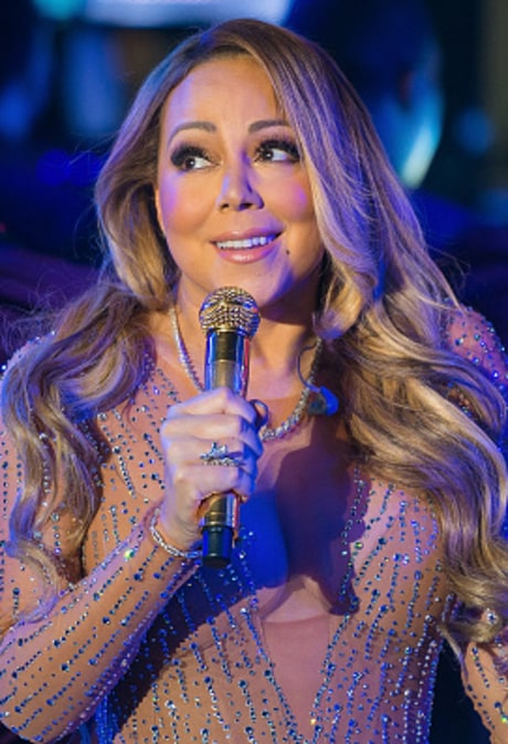 Mariah Carey Tweets 'S--t Happens' After New Year's Eve Performance