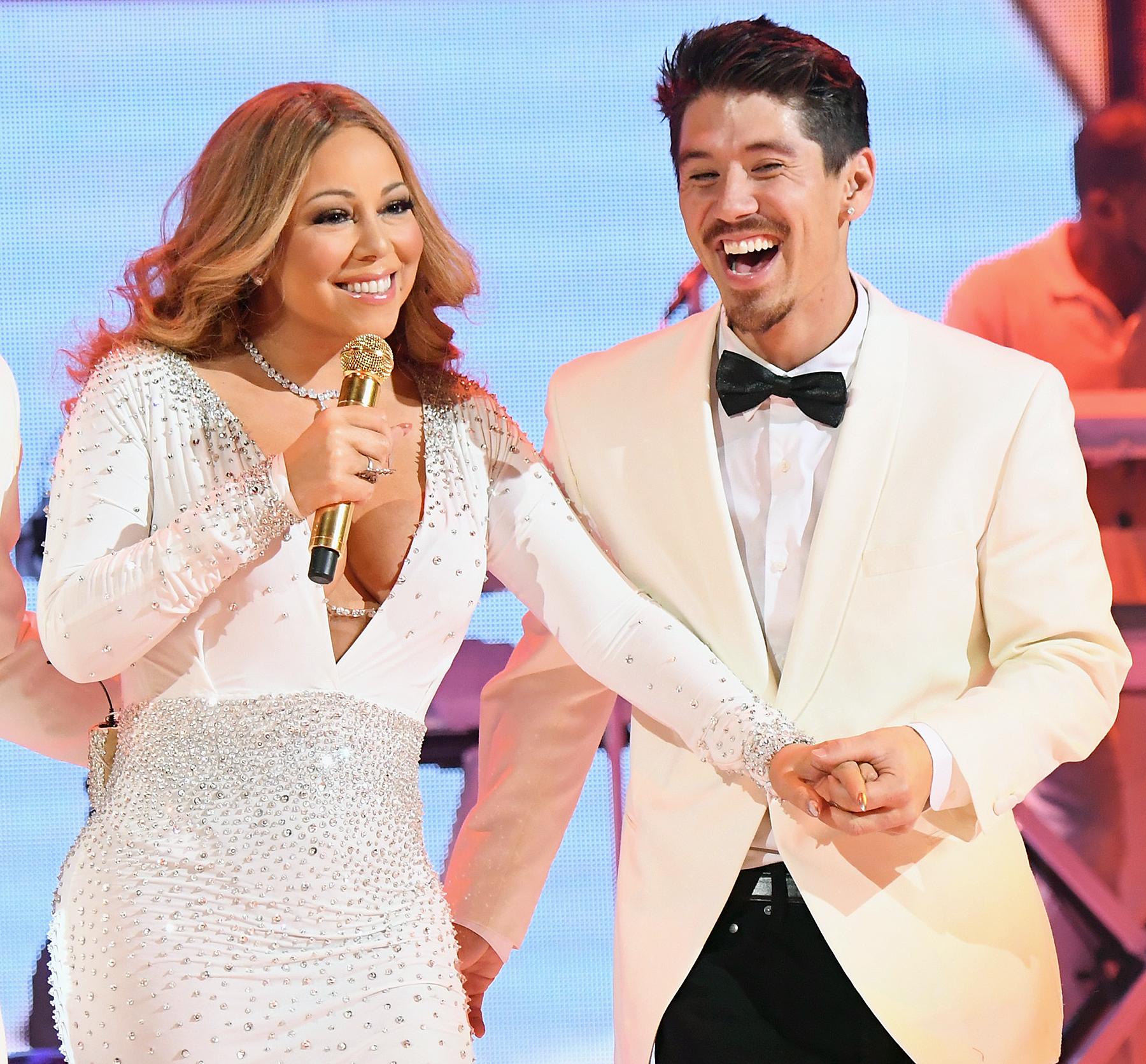 Mariah Carey Bryan Tanaka. Mariah Carey and Bryan Tanaka  The Way They Were