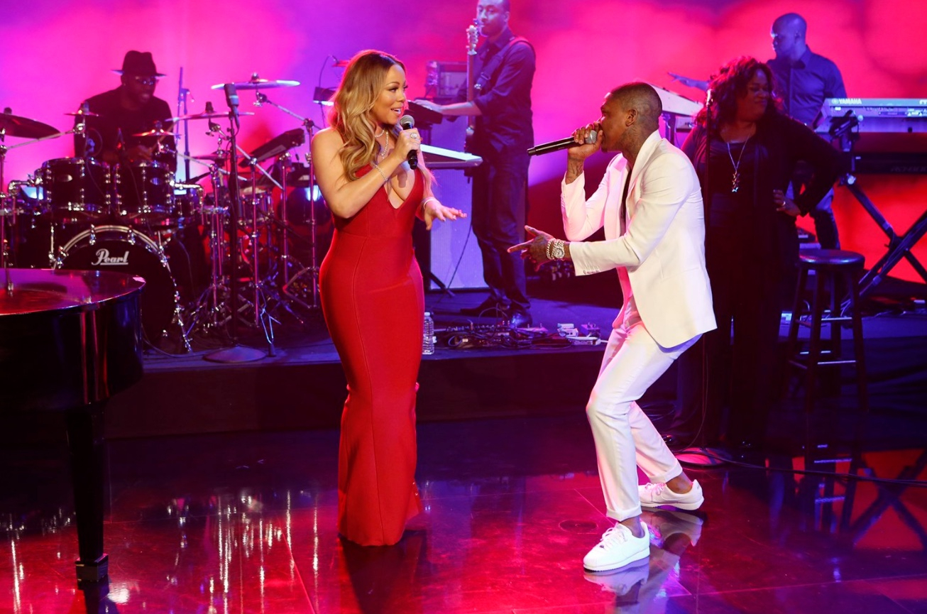 Mariah Carey First Live Performance Since Disastrous NYE Gig