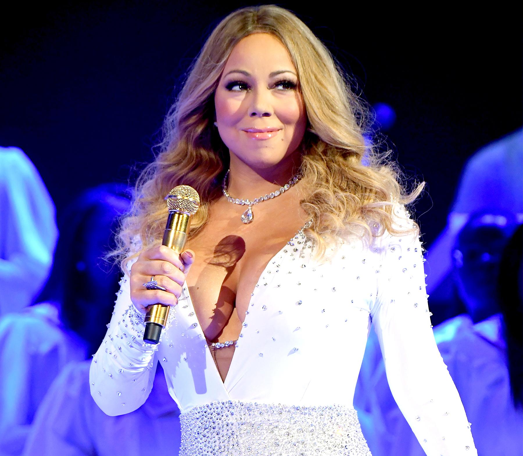 Mariah Carey will headline the event.