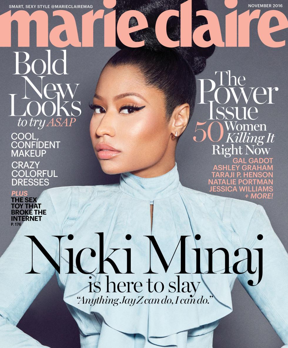 Nicki Minaj Slams Kanye West's 'Gold Digger' Lyrics, Racial Double Standards