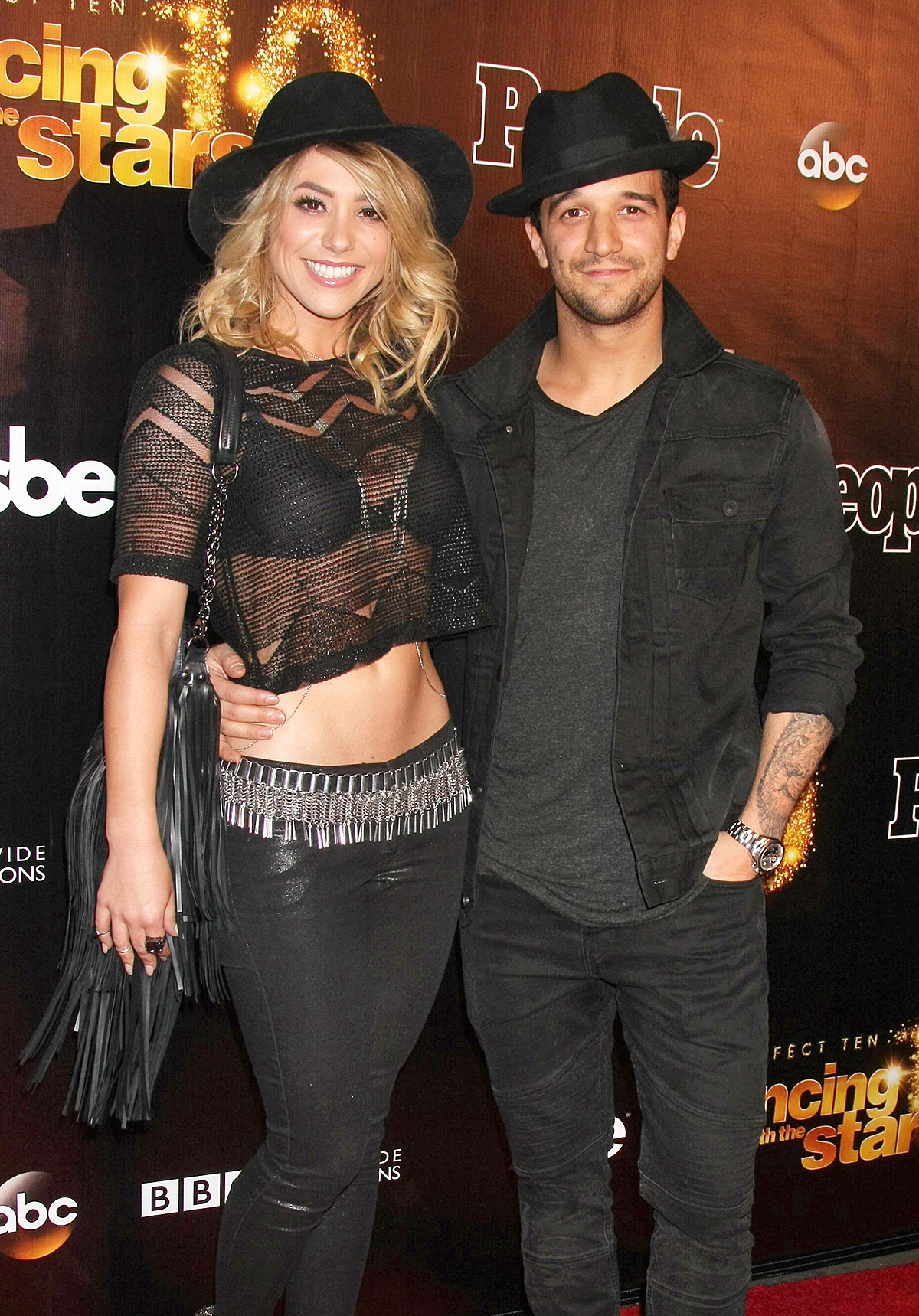 0a223866c Mark Ballas Is Engaged, 'DWTS' Pro Proposed to Singer BC Jean