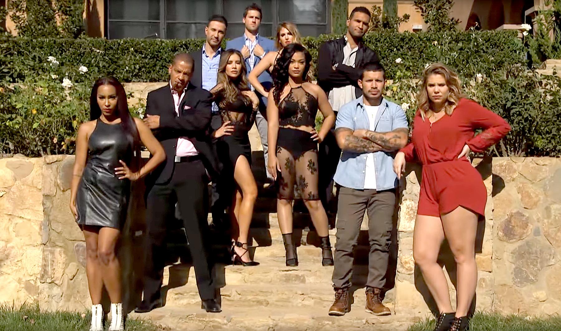 Celebrity marriage boot camp season 5 recap