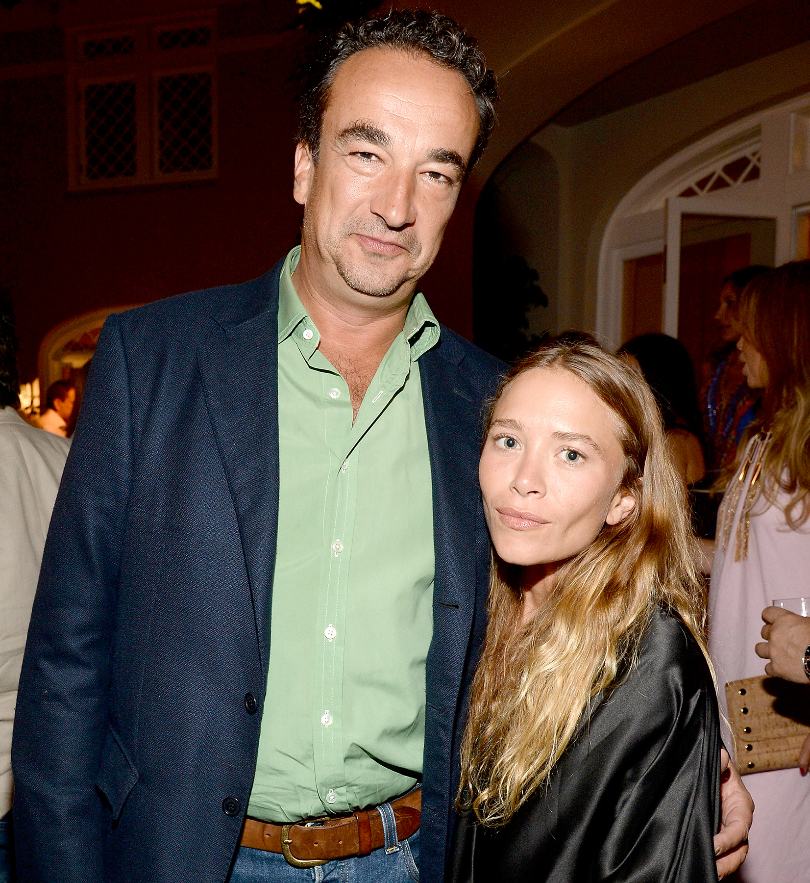 Olivier Sarkozy And Mary Kate Olsen Attend Apollo In The Hamptons 2017