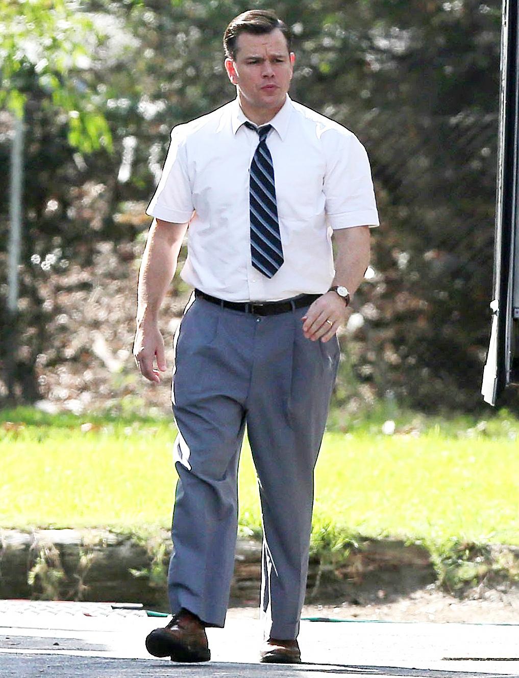 Matt Damon Suburbicon