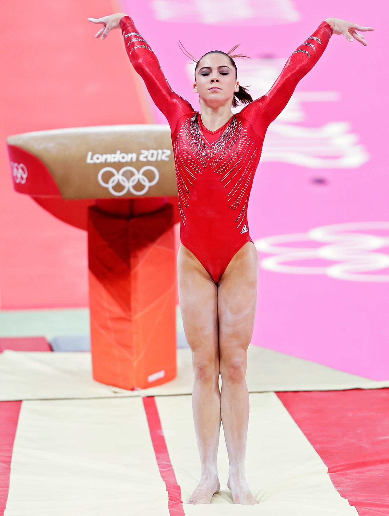 mckayla maroney quitting gymnastics was an identity crisis