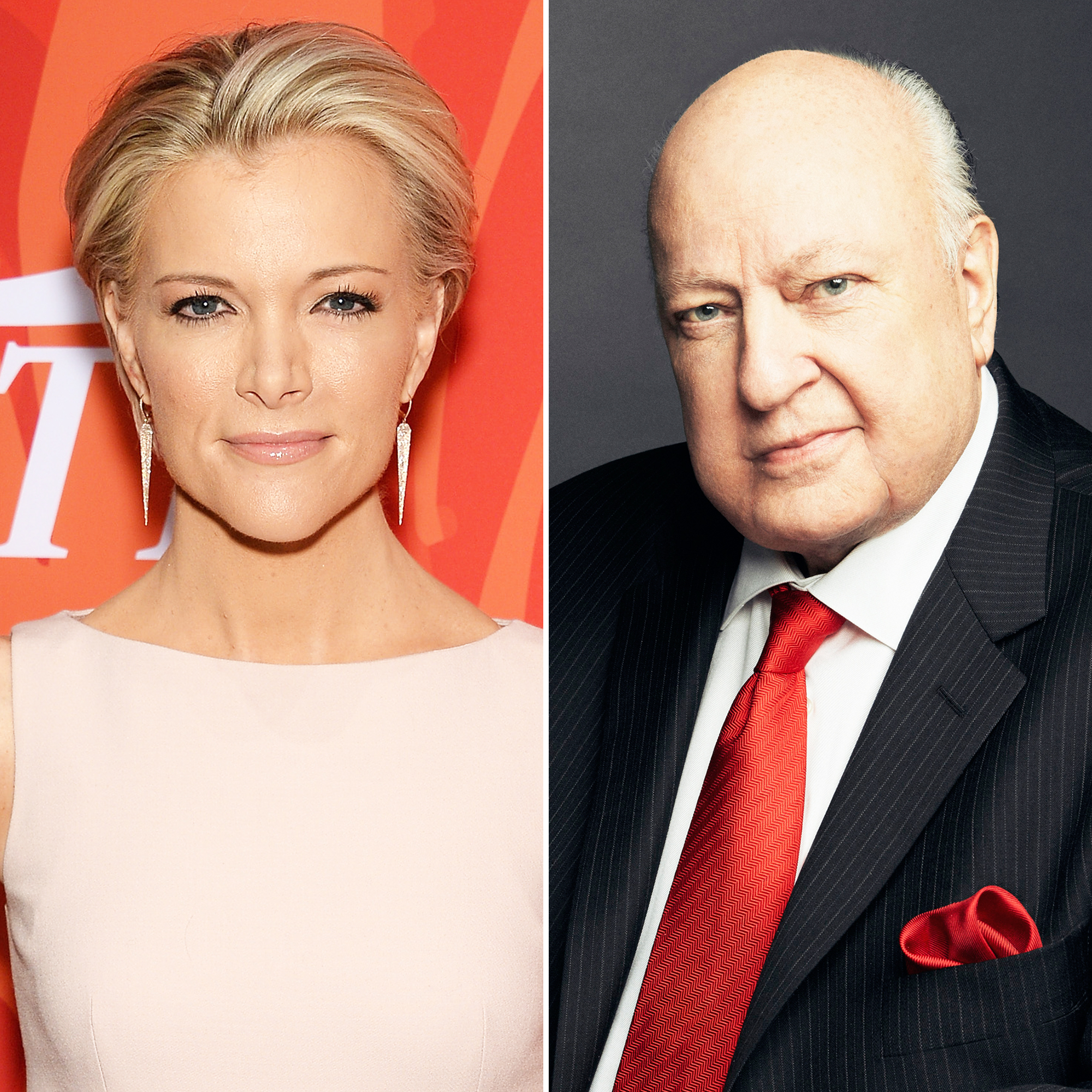 Megyn Kelly Claims Roger Ailes Tried To Kiss Her Three Times