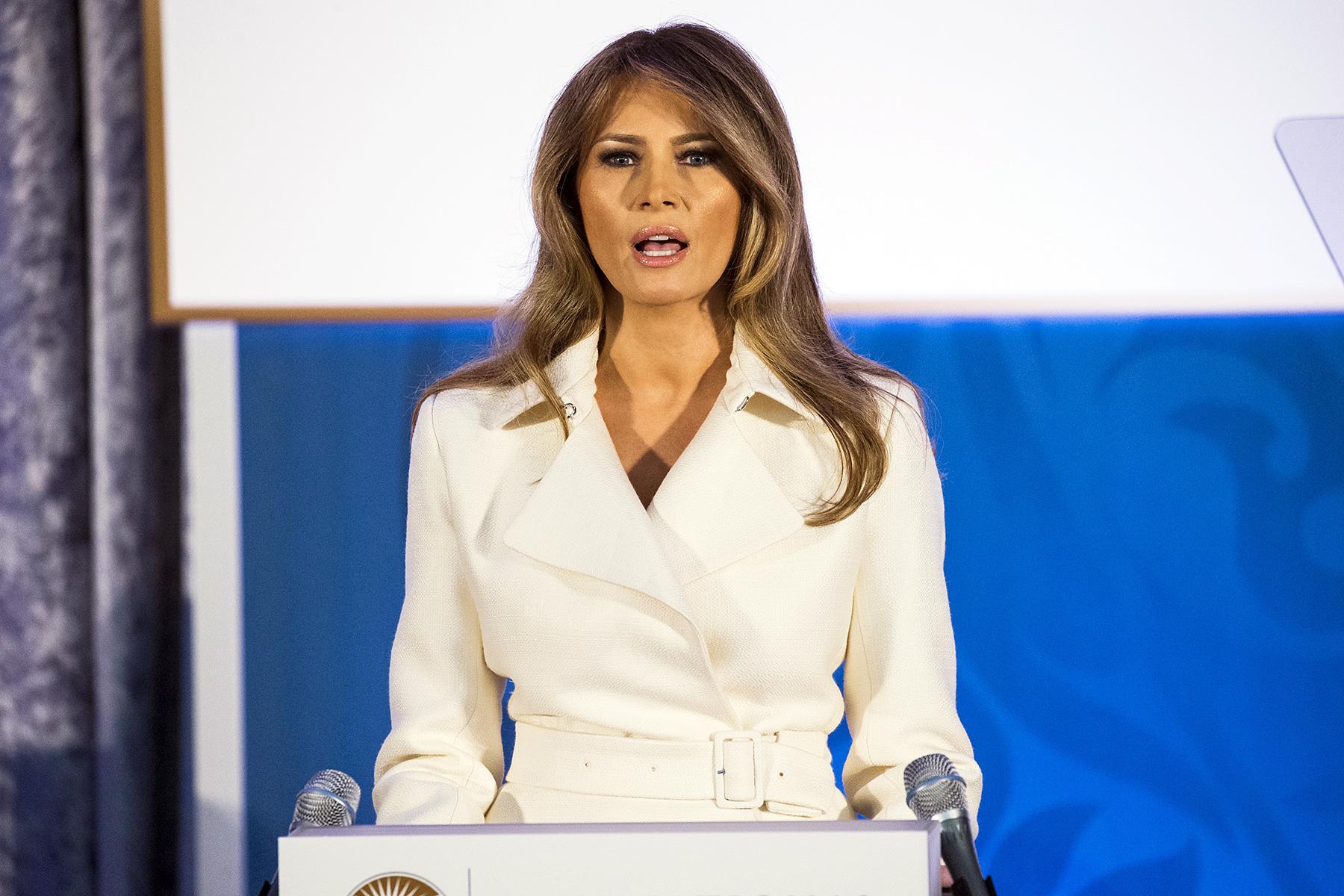 Melania Trump International Women of Courage Awards IWOC
