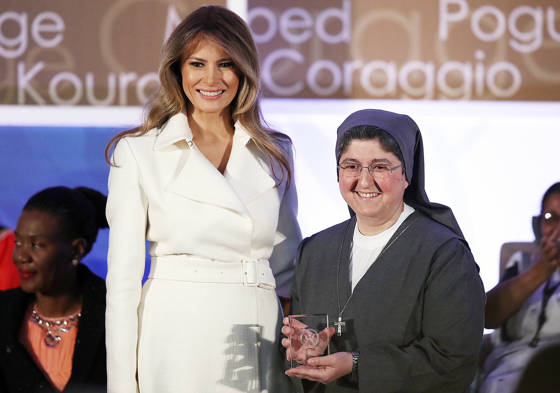 Melania Trump International Women of Courage Awards IWOC