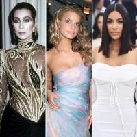 Cher Jessica Simpson Kim Kardashian Met Gala