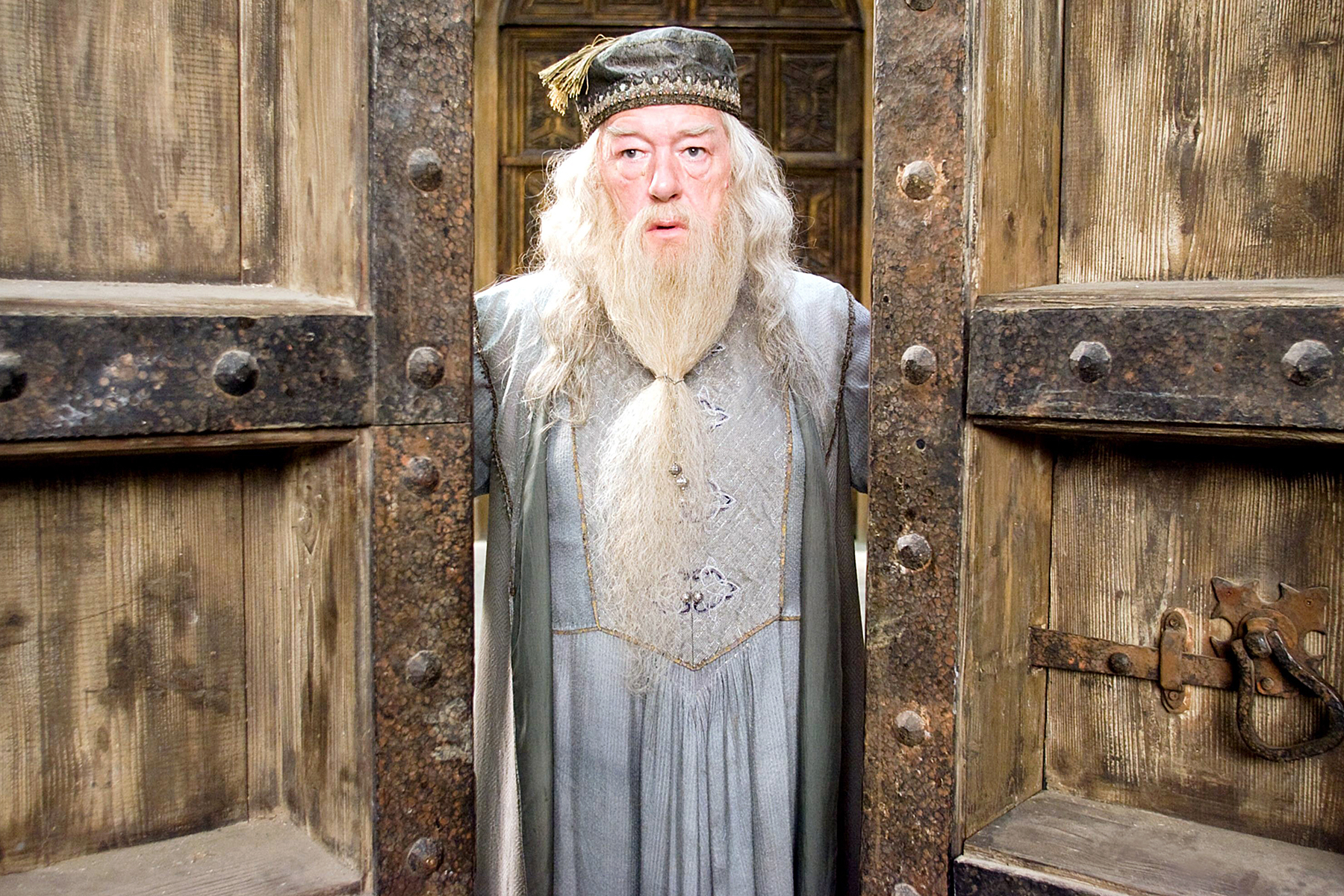 Michael Gambon Dumbledore Harry Potter