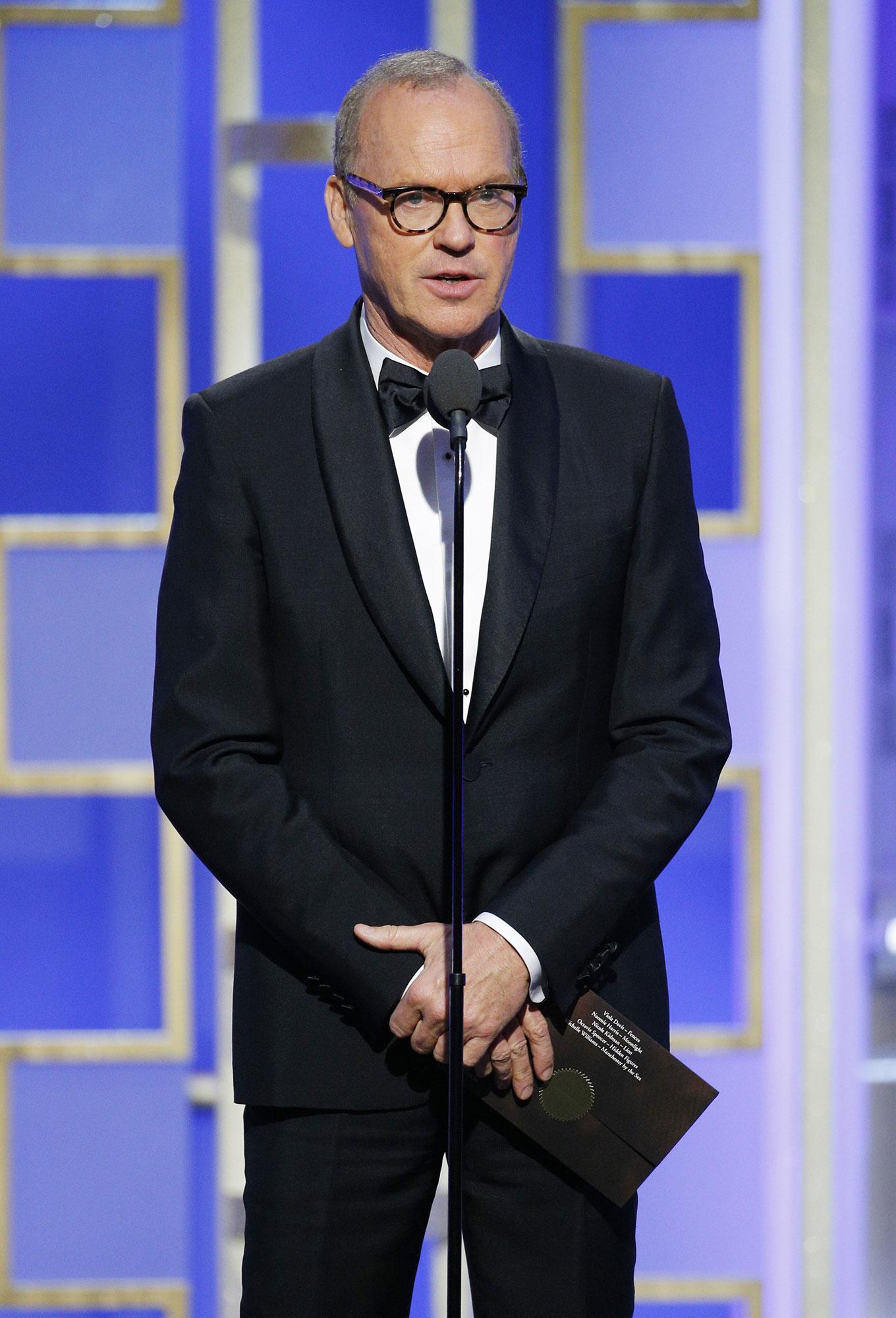 Michael Keaton Hidden Fences