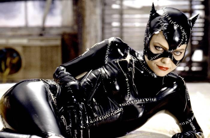 Michelle Pfeiffer in 1992's Batman Returns.