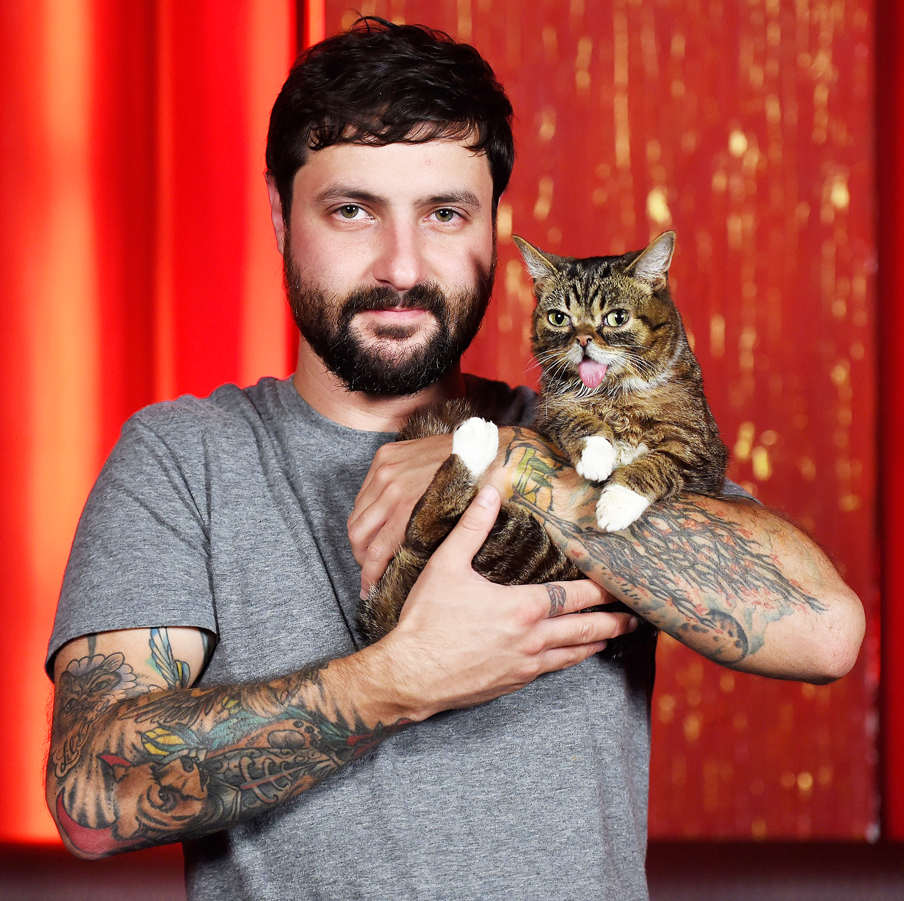 Mike Bridavsky Lil Bub