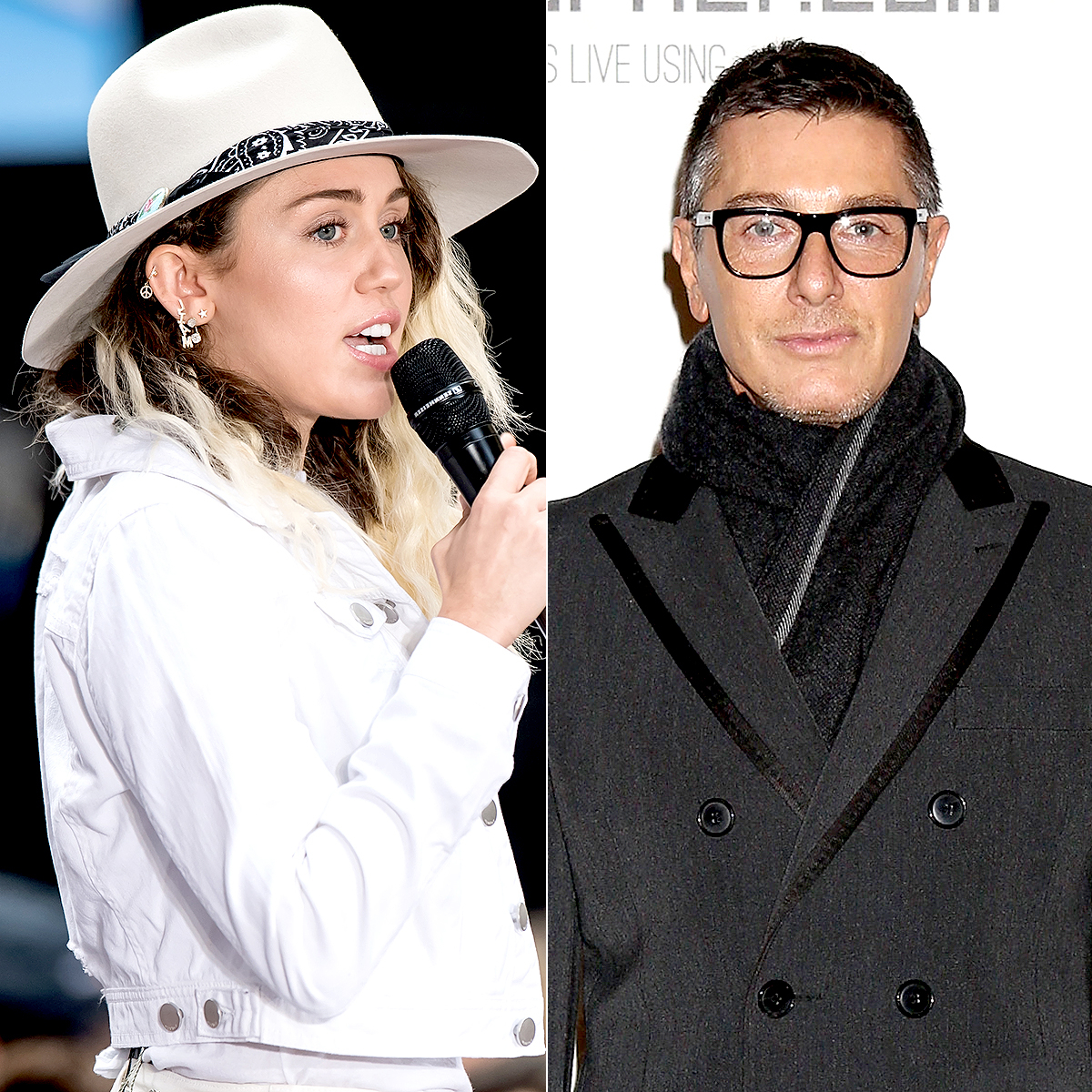 Miley Cyrus Feuds With Dolce & Gabbana After Brother Braison Walks in Designer's Show