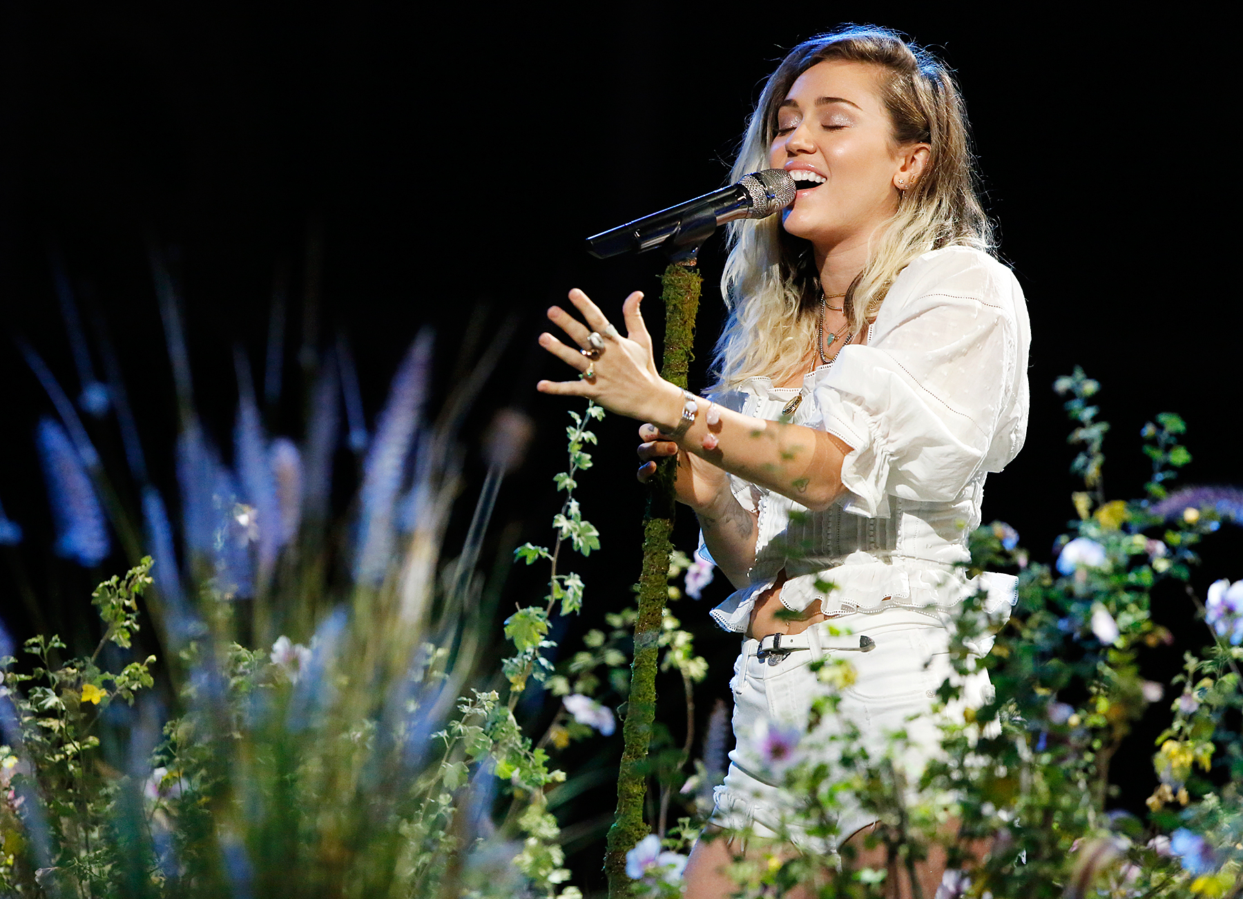 Miley Cyrus The Voice