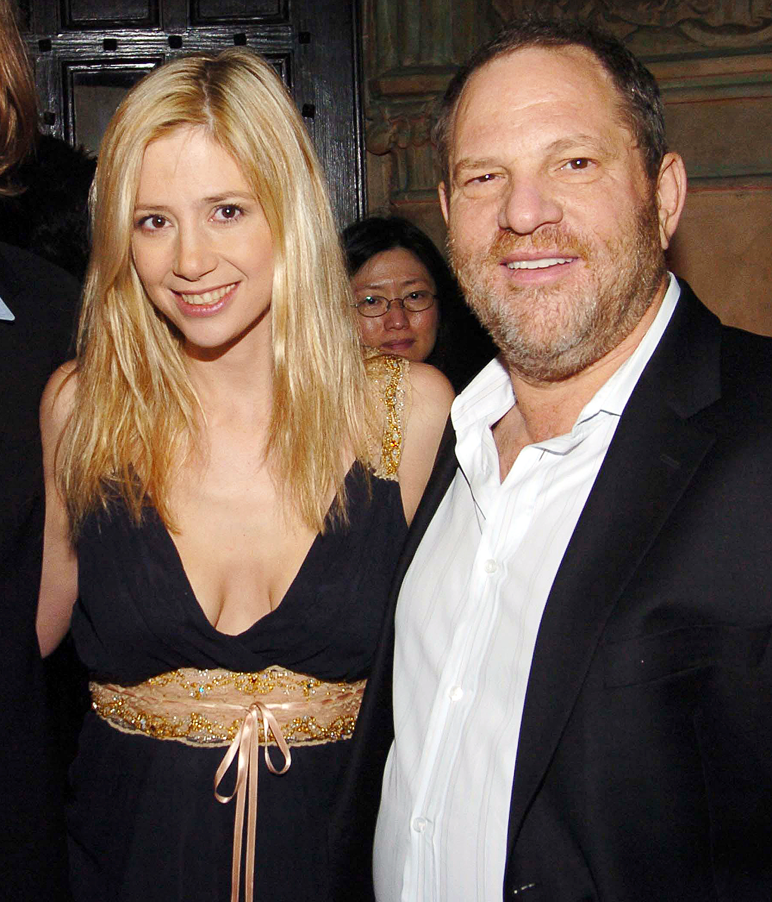 Mira Sorvino Harvey Weinstein