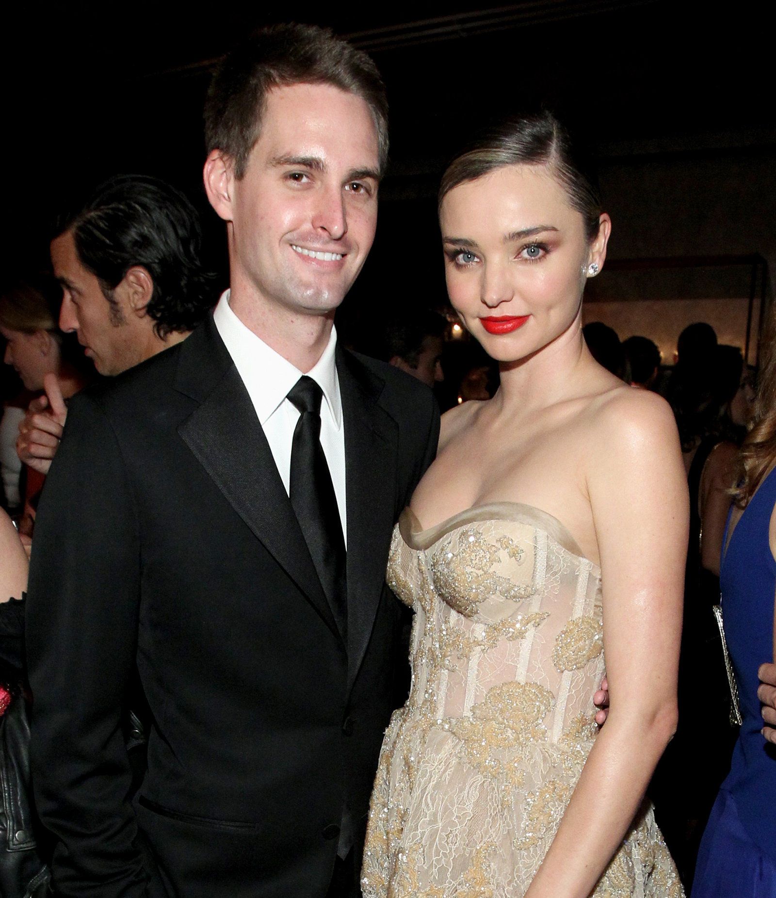 Miranda Kerr And Evan Spiegel Marry In Los Angeles Wedding