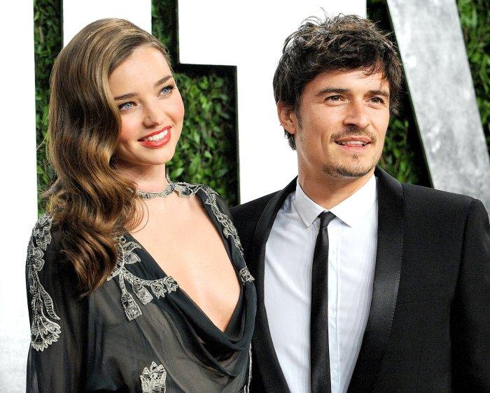 Orlando Bloom warned Miranda Kerr about nude photos - The