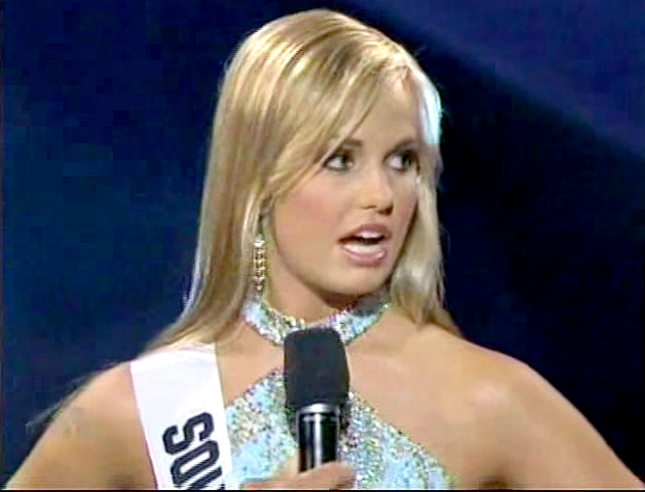 Miss south carolina teen usa contemplated suicide after pageant flub biggest mistakes on live tv caite upton gumiabroncs Images