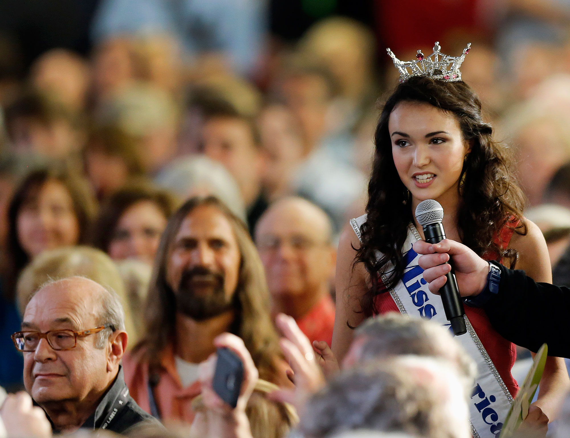 Former Miss Teen USA Contestants React to Trump - DirectExpose