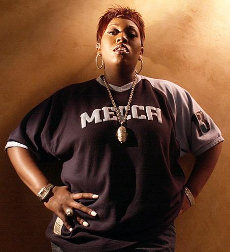 Missy Elliott circa 2000