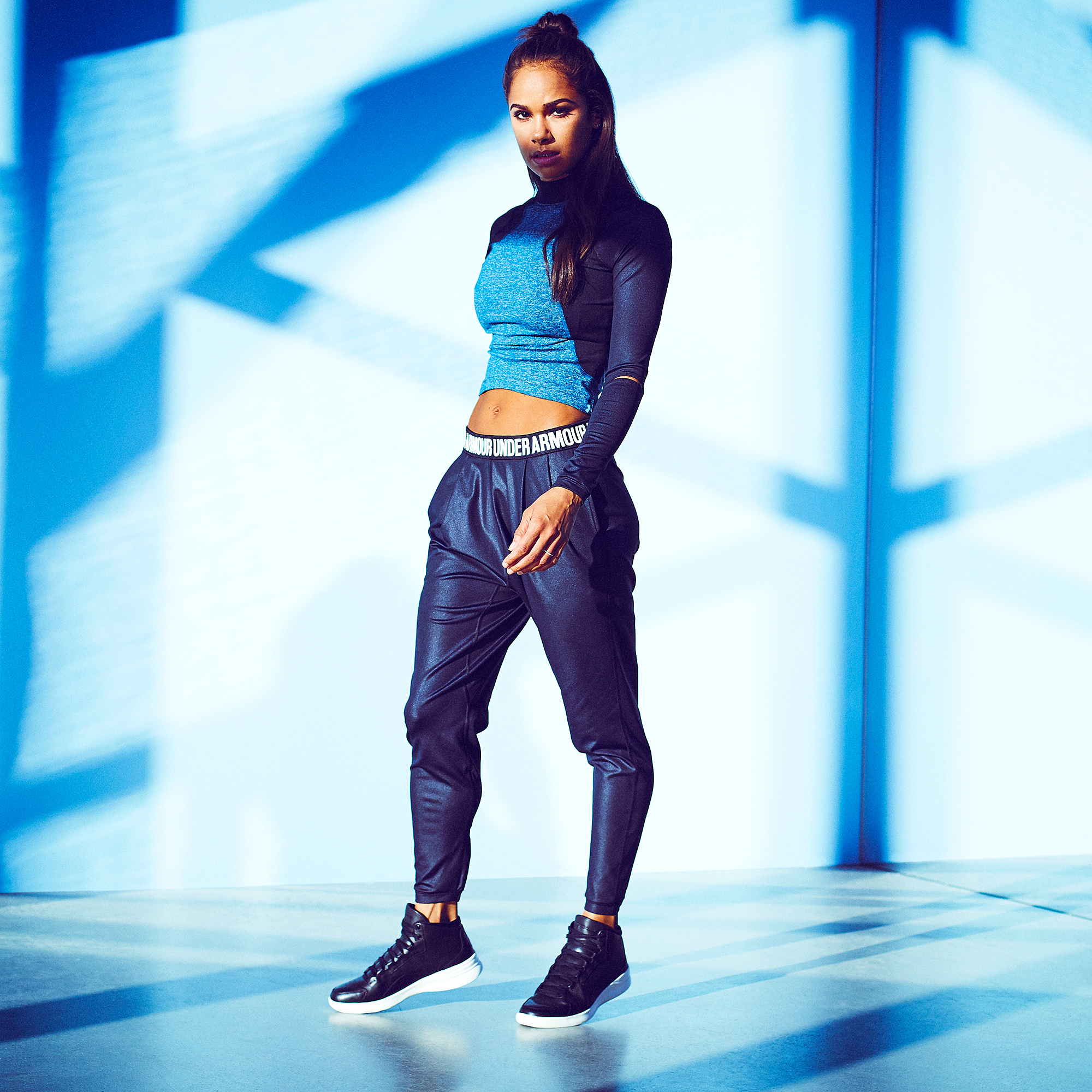 Misty Copeland Under Armour Collection