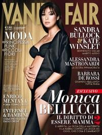 Monica Bellucci Vanity Fair cover