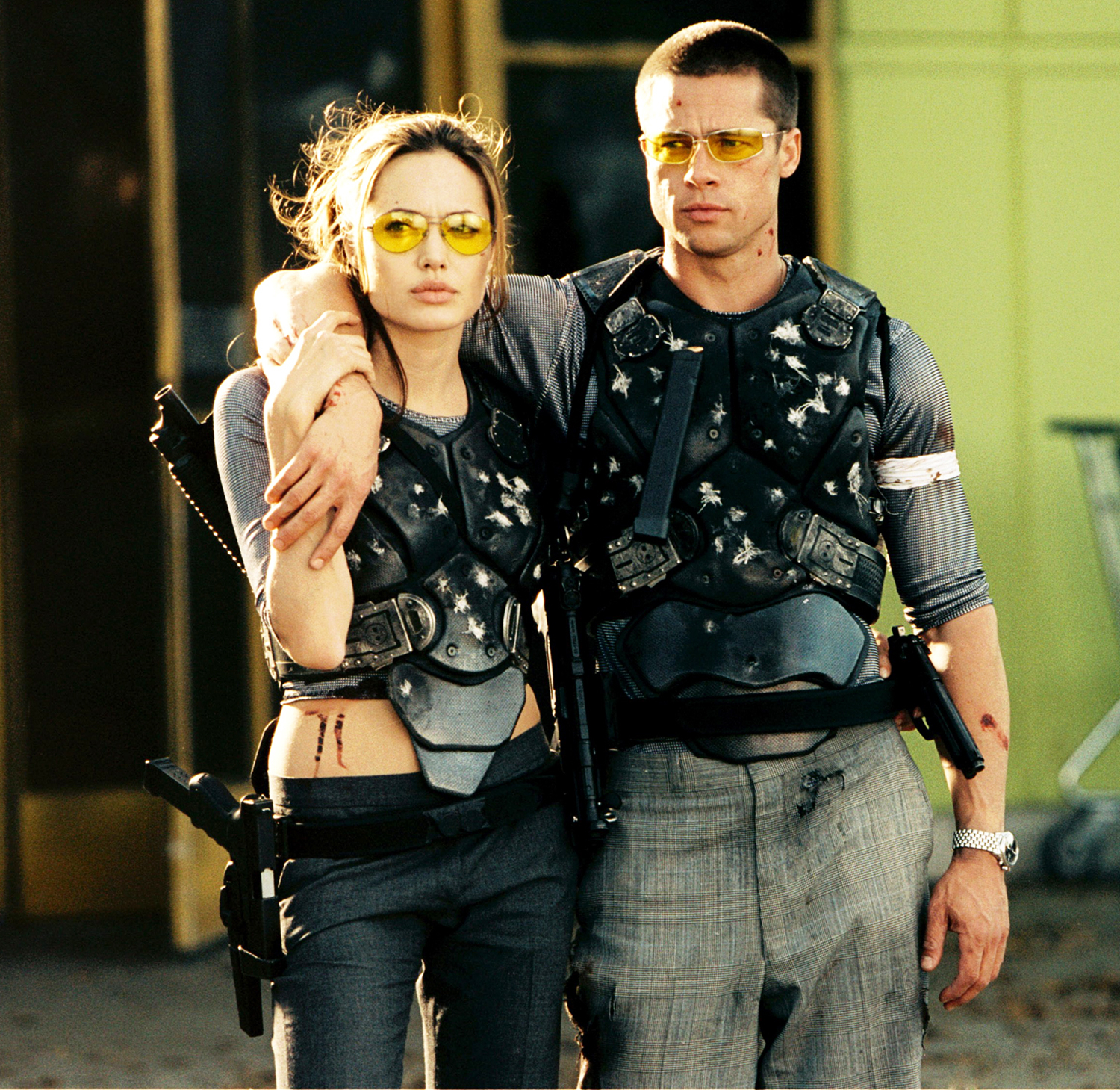 Mr And Mrs Smith Kitchen why brad pitt and angelina jolie's marriage was doomed