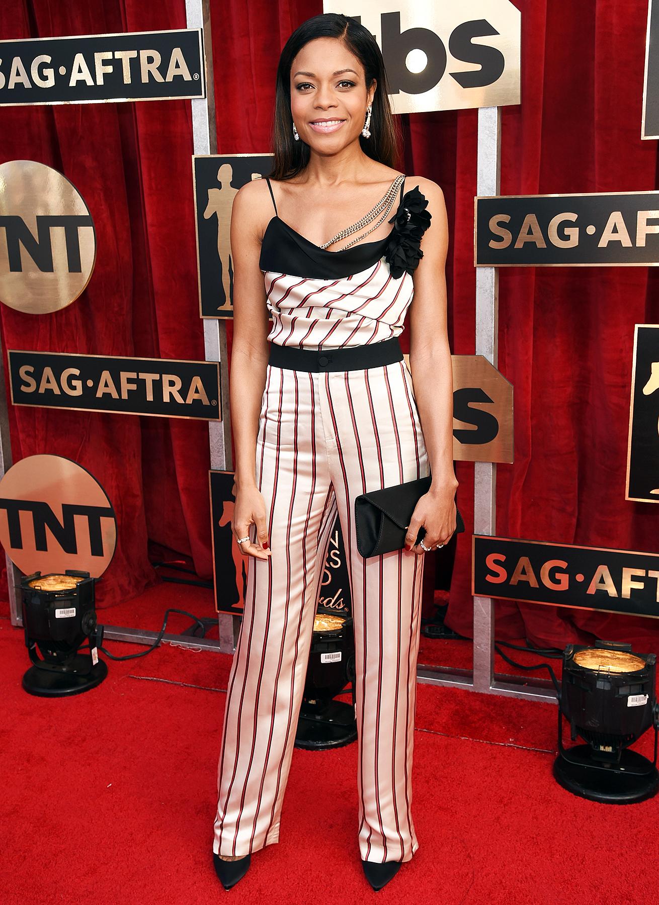 Naomie Harris SAG Awards