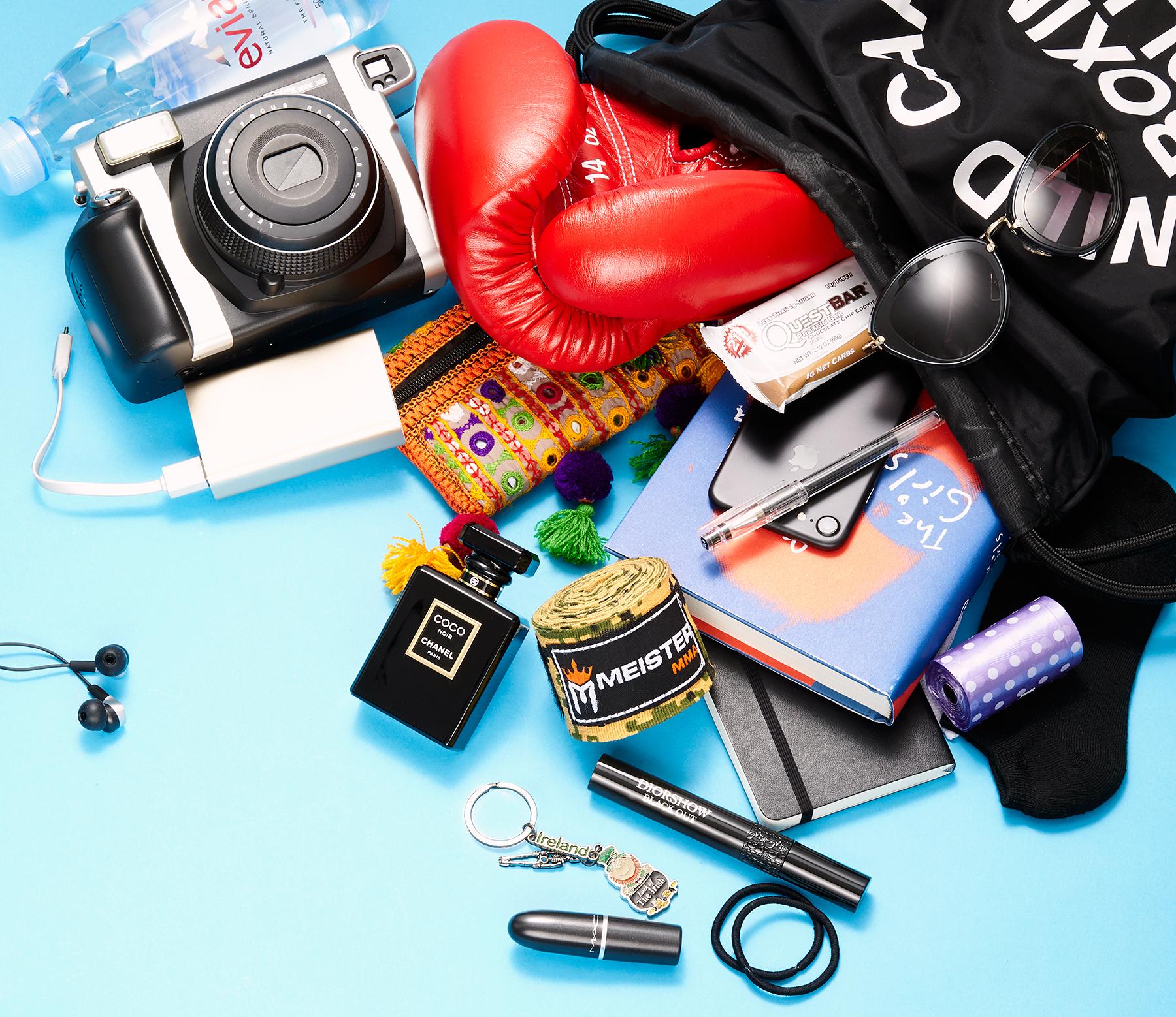 Natacha Karam What's In My Bag WIMB