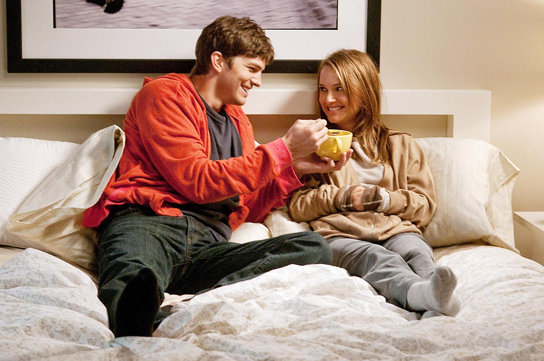 Ashton Kutcher Natalie Portman No Strings Attached