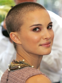 Natalie portmans shaved head lyrics