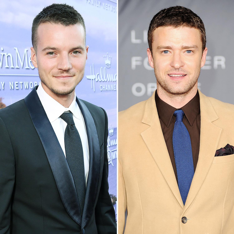Nathan Keyes Justin Timberlake